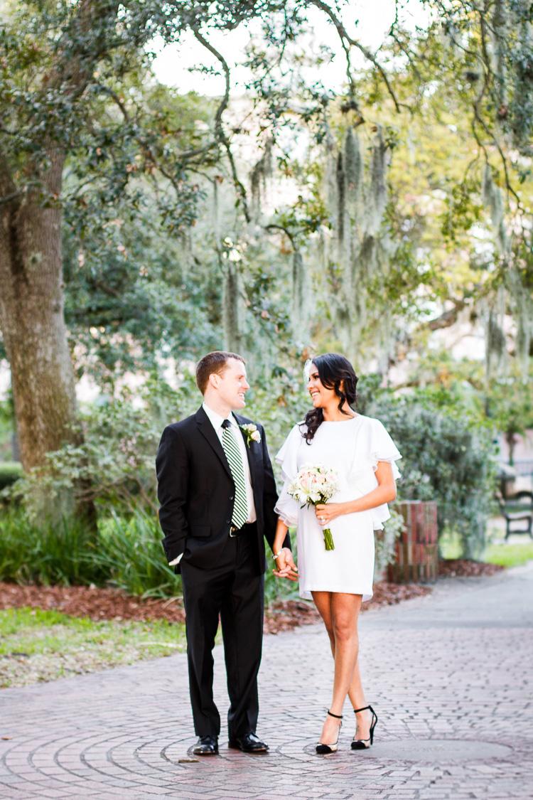 Plant Park Tampa Elopement | Alma & Vince | L. Martin Wedding Photography_31
