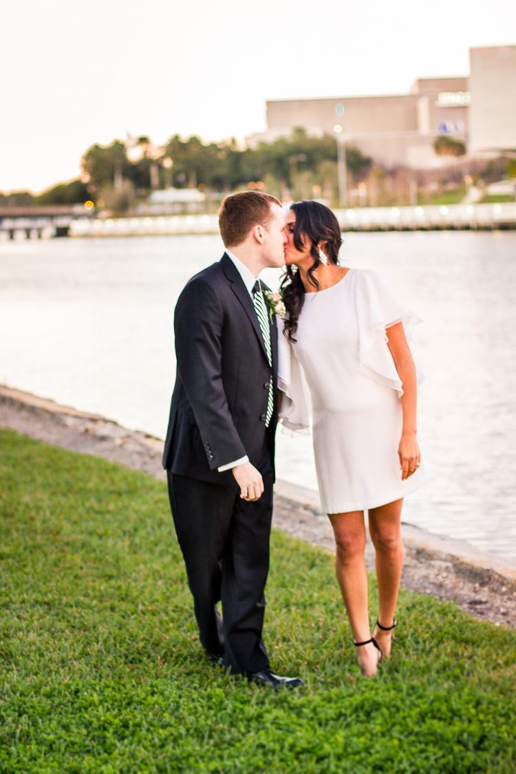 Plant Park Tampa Elopement | Alma & Vince | L. Martin Wedding Photography_39