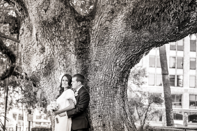 Plant Park Tampa Elopement | Alma & Vince | L. Martin Wedding Photography_49