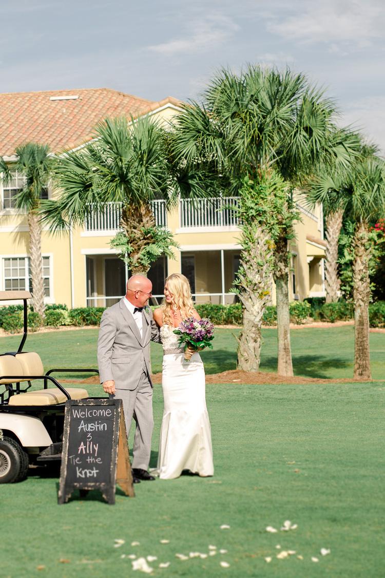Renaissance Golf & Country Club Florida Wedding | Ally & Austin | L. Martin Wedding Photography_36
