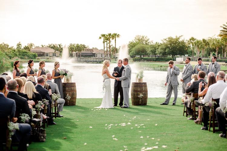 Renaissance Golf & Country Club Florida Wedding | Ally & Austin | L. Martin Wedding Photography_69