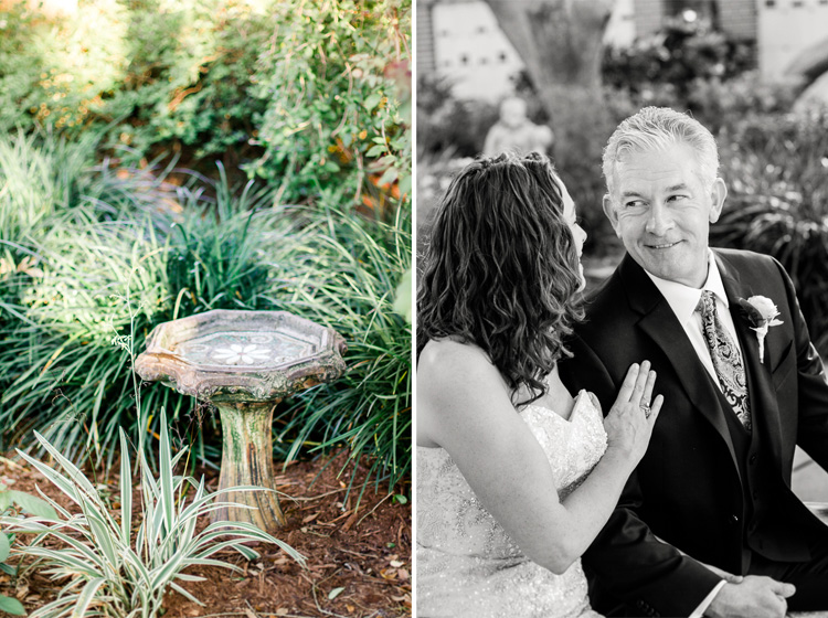 Classic + Intimate Backyard Wedding, St. Thomas Episcopal Church | Janet & David | L. Martin Wedding Photography_12