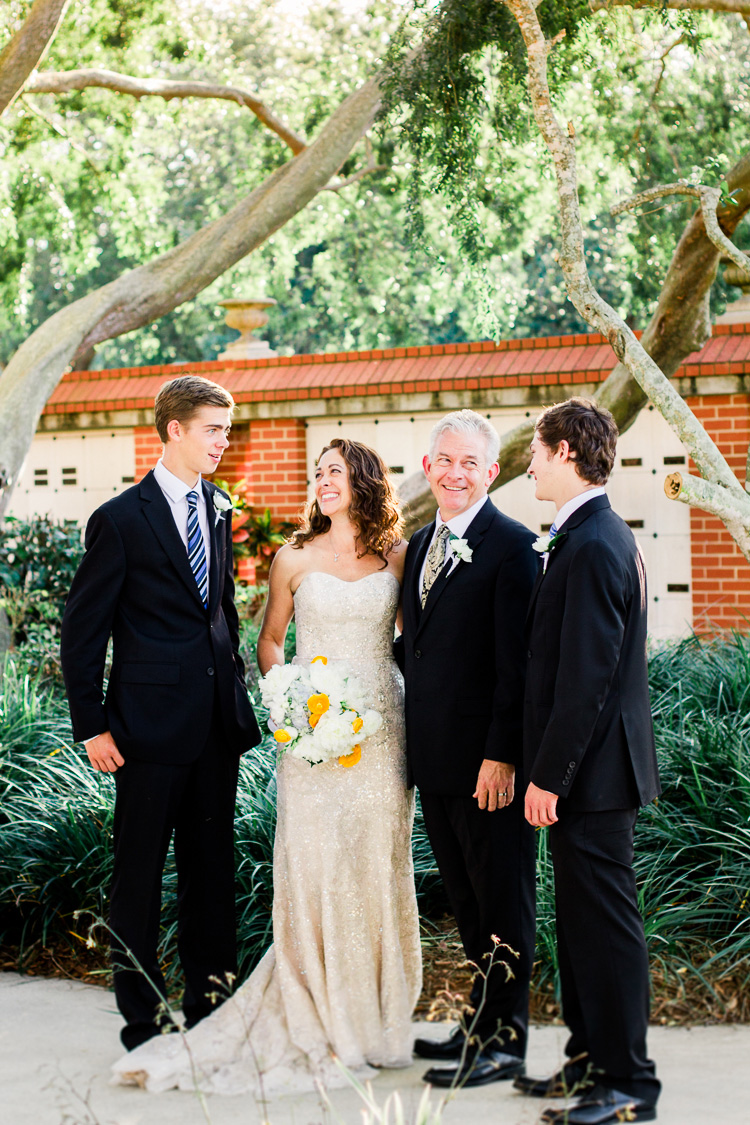Classic + Intimate Backyard Wedding, St. Thomas Episcopal Church | Janet & David | L. Martin Wedding Photography_26