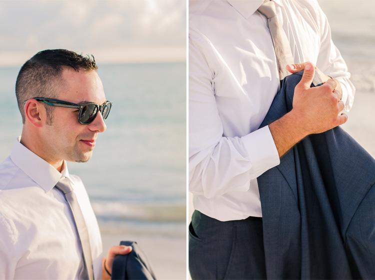 Siesta Key Beach Bohemian Wedding, Florida Destination Beach Wedding Photography   Laura & Adam   lmartinwedding.com_21