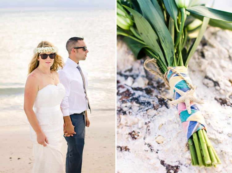 Siesta Key Beach Bohemian Wedding, Florida Destination Beach Wedding Photography | Laura & Adam | lmartinwedding.com_25