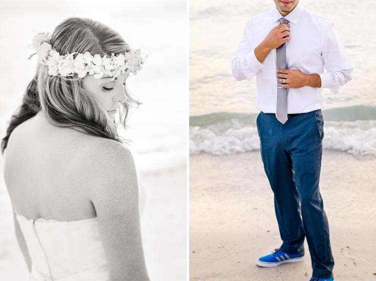 Siesta Key Beach Bohemian Wedding, Florida Destination Beach Wedding Photography | Laura & Adam | lmartinwedding.com_29