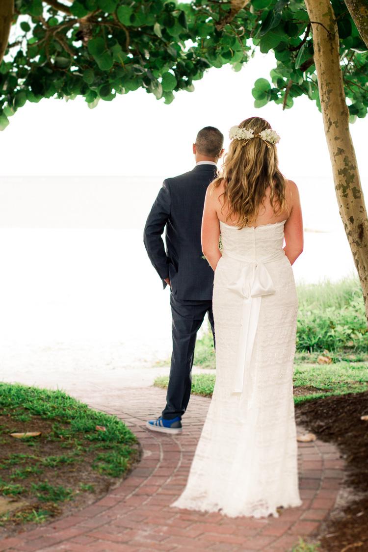 Siesta Key Beach Bohemian Wedding, Florida Destination Beach Wedding Photography   Laura & Adam   lmartinwedding.com_40