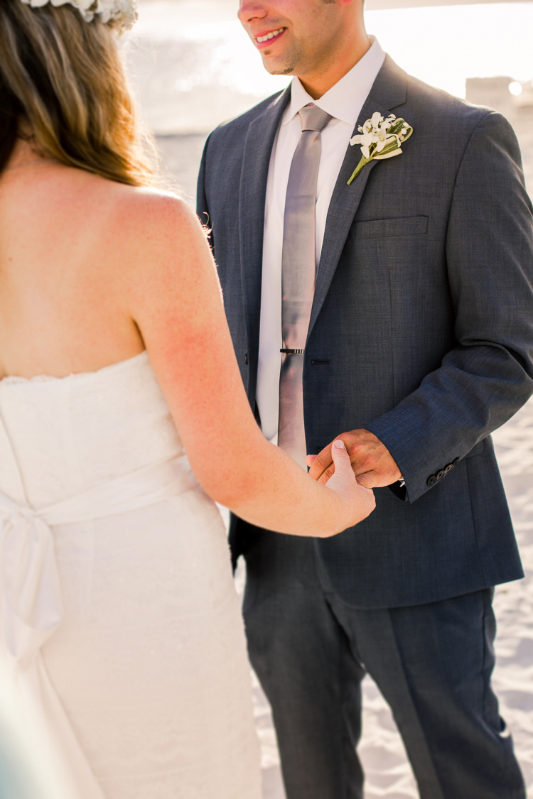 Siesta Key Beach Bohemian Wedding, Florida Destination Beach Wedding Photography   Laura & Adam   lmartinwedding.com_43