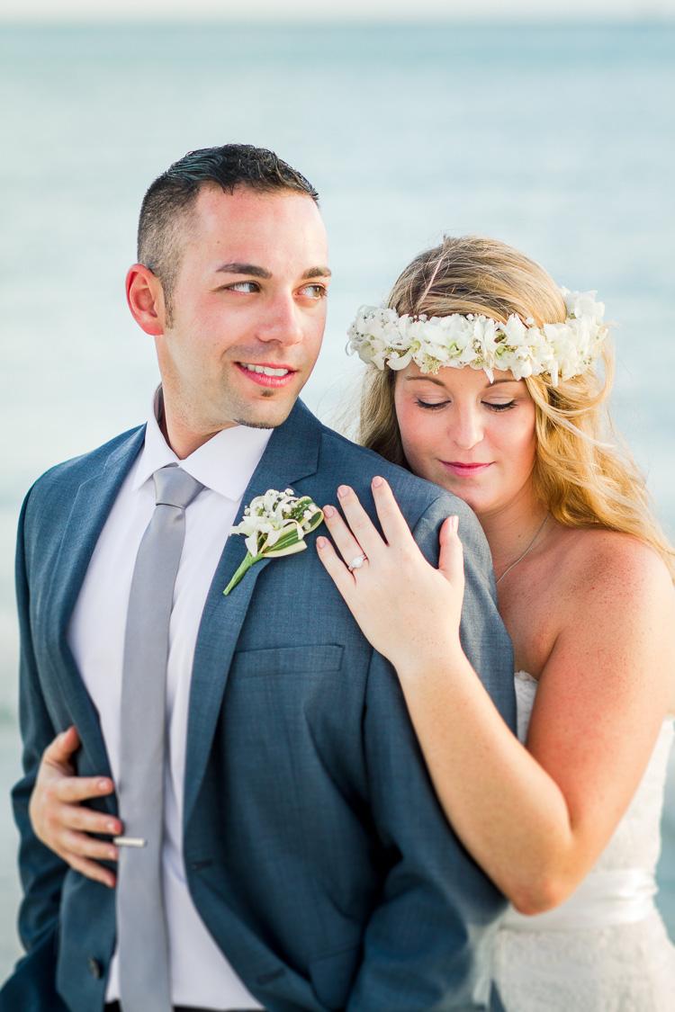 Siesta Key Beach Bohemian Wedding, Florida Destination Beach Wedding Photography   Laura & Adam   lmartinwedding.com_54