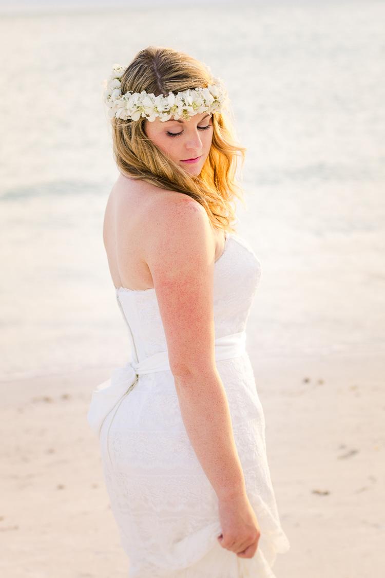 Siesta Key Beach Bohemian Wedding, Florida Destination Beach Wedding Photography   Laura & Adam   lmartinwedding.com_60