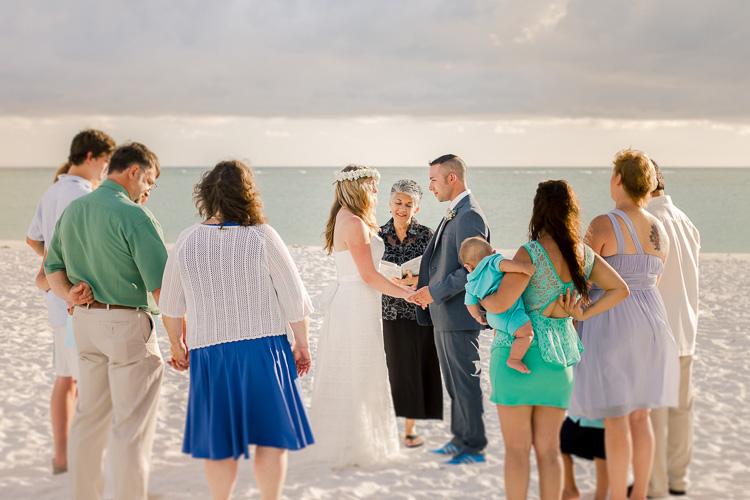 Siesta Key Beach Bohemian Wedding, Florida Destination Beach Wedding Photography | Laura & Adam | lmartinwedding.com_70