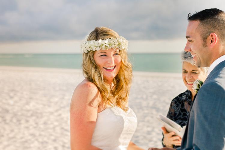 Siesta Key Beach Bohemian Wedding, Florida Destination Beach Wedding Photography   Laura & Adam   lmartinwedding.com_71