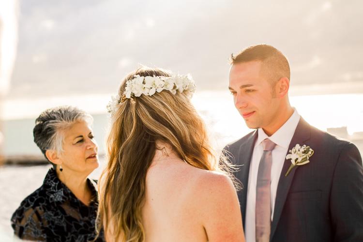 Siesta Key Beach Bohemian Wedding, Florida Destination Beach Wedding Photography | Laura & Adam | lmartinwedding.com_73