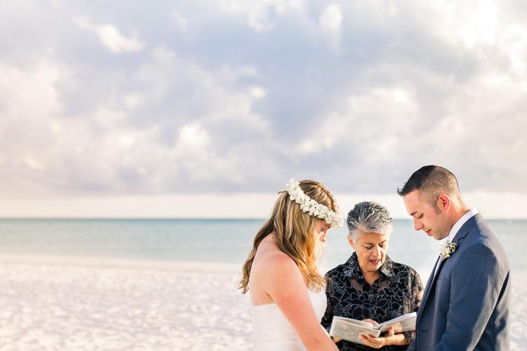 Siesta Key Beach Bohemian Wedding, Florida Destination Beach Wedding Photography   Laura & Adam   lmartinwedding.com_74