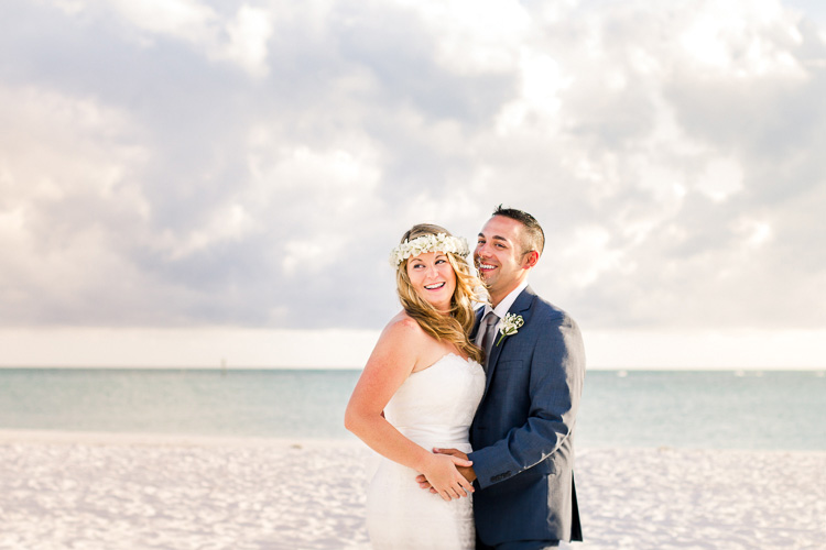Siesta Key Beach Bohemian Wedding, Florida Destination Beach Wedding Photography | Laura & Adam | lmartinwedding.com_75