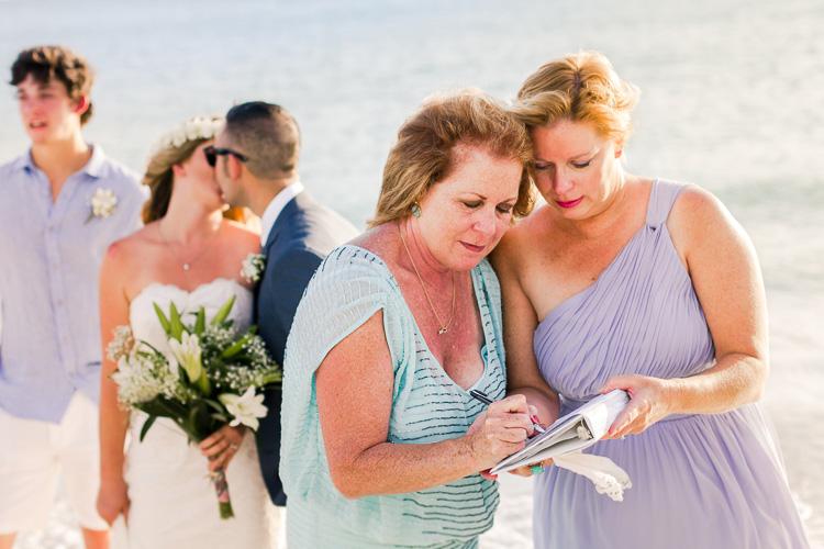 Siesta Key Beach Bohemian Wedding, Florida Destination Beach Wedding Photography   Laura & Adam   lmartinwedding.com_77