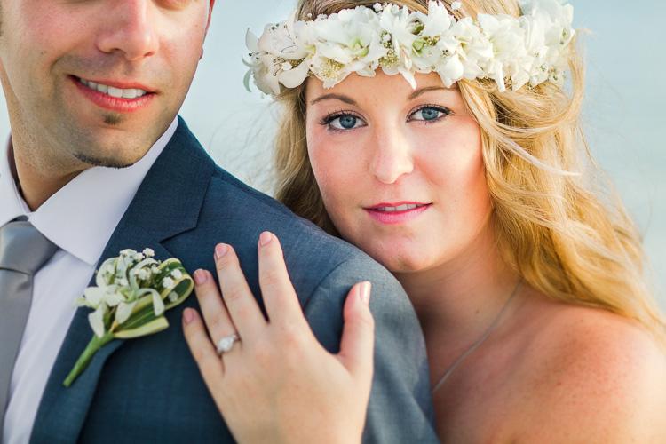 Siesta Key Beach Bohemian Wedding, Florida Destination Beach Wedding Photography   Laura & Adam   lmartinwedding.com_78