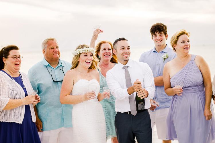 Siesta Key Beach Bohemian Wedding, Florida Destination Beach Wedding Photography | Laura & Adam | lmartinwedding.com_84