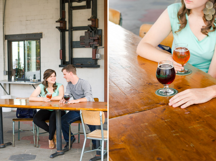 St. Pete_Green Bench Brewing Co_Engagement_Photo_Nina & Brian_01