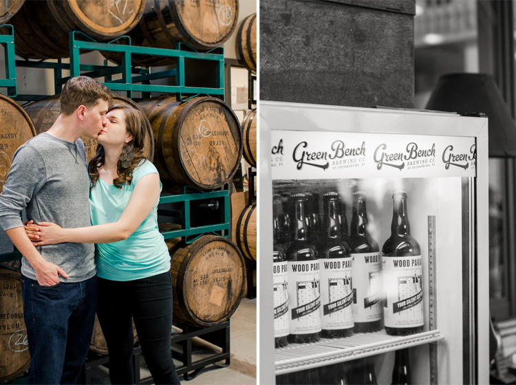 St. Pete_Green Bench Brewing Co_Engagement_Photo_Nina & Brian_06