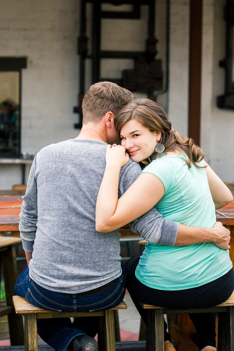 St. Pete_Green Bench Brewing Co_Engagement_Photo_Nina & Brian_18
