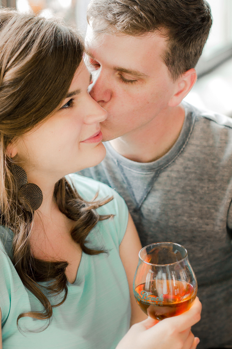 St. Pete_Green Bench Brewing Co_Engagement_Photo_Nina & Brian_24