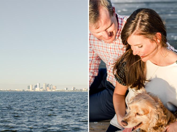 Ballast Point Park_Davis Island_Yacht_Club_South_Tampa_Engagement_Photos_Lauren & John_1
