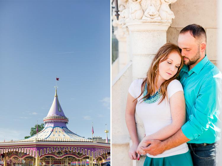 Disney_Magic Kingdom_Engagement_Photo_Orlando_Engagement_Photographer_Danielle & Monte_09