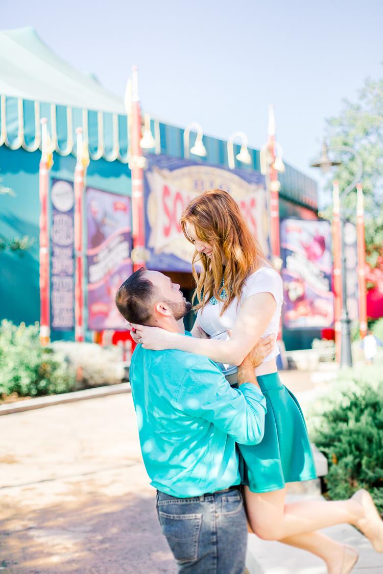 Disney_Magic Kingdom_Engagement_Photo_Orlando_Engagement_Photographer_Danielle & Monte_29