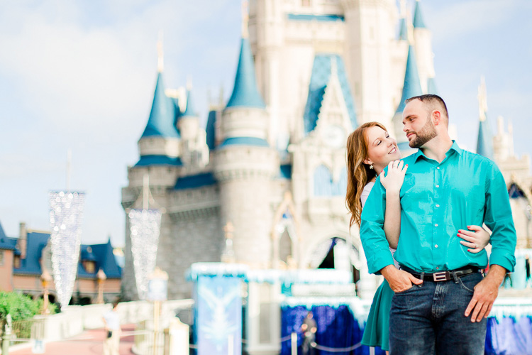 Disney_Magic Kingdom_Engagement_Photo_Orlando_Engagement_Photographer_Danielle & Monte_37