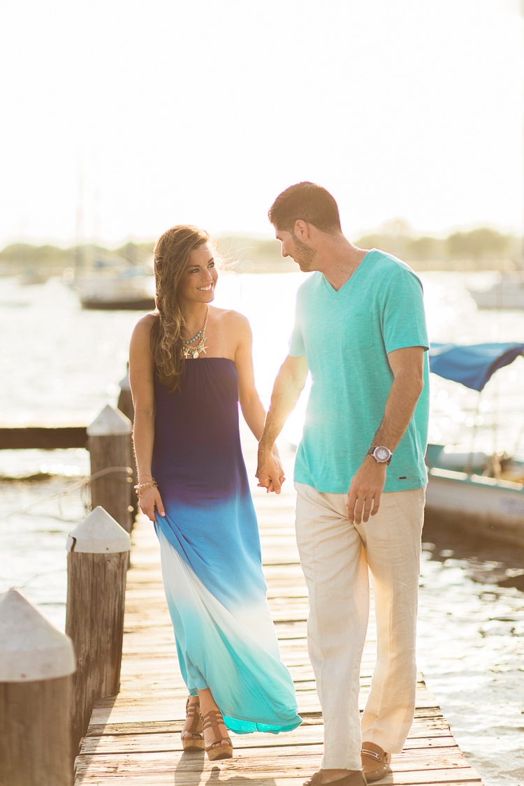 Tampa_Engagement_Plant Park_Davis_Island_Yacht_Club_Photo_Jordan & Aaron-10