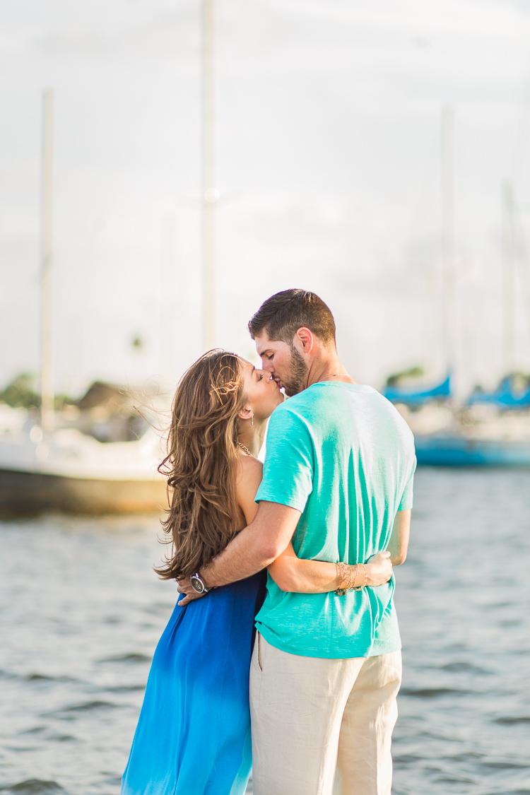 Tampa_Engagement_Plant Park_Davis_Island_Yacht_Club_Photo_Jordan & Aaron-9