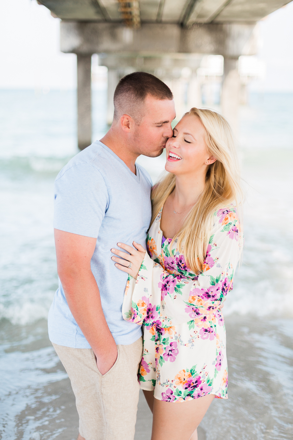 Ally + Austin - clearwater beach, Florida