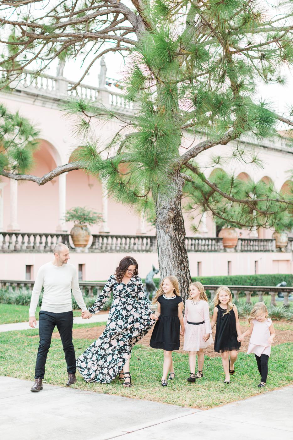 Ringling Museum of Art Family - sarasota, florida