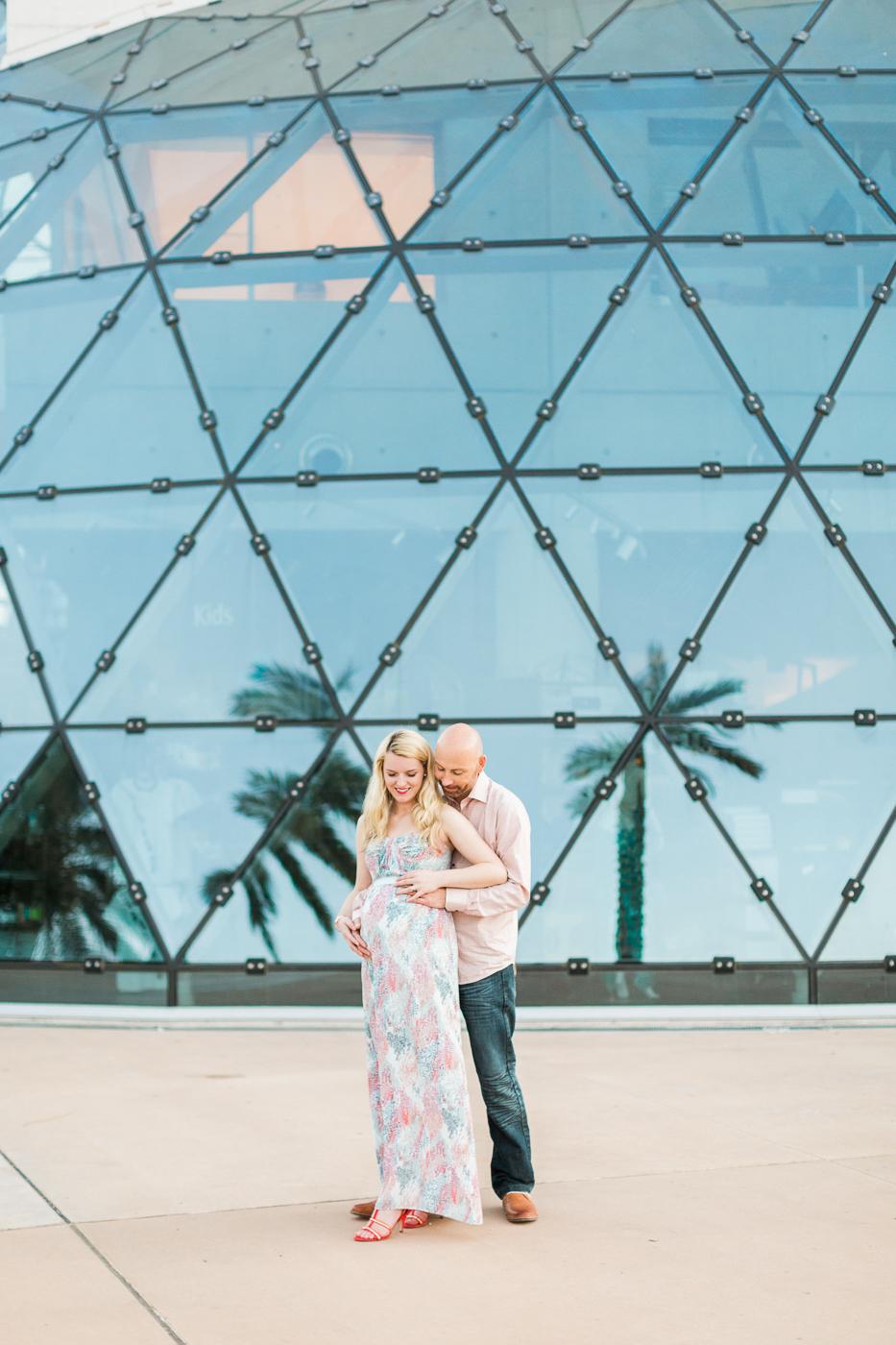 Keti + Mark Maternity - St. petersburg, florida