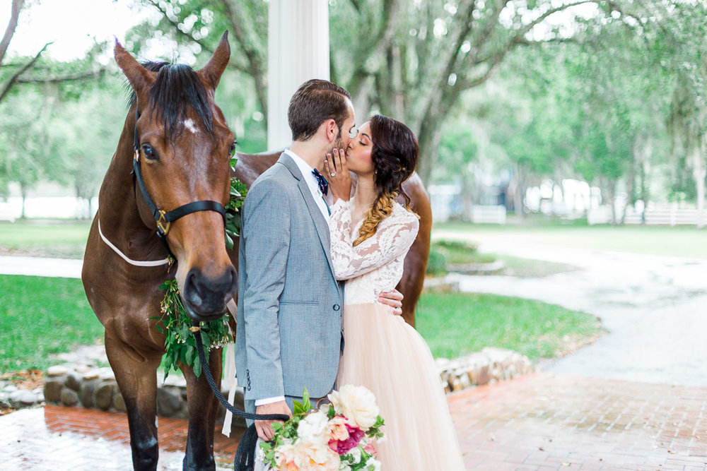 Lange Farm Florida Southern Wedding Photography Tampa Photographer