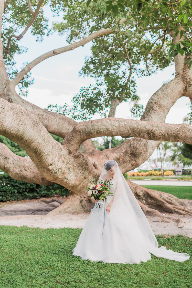 Jenny + David  - museum of fine arts st. pete  |  florida