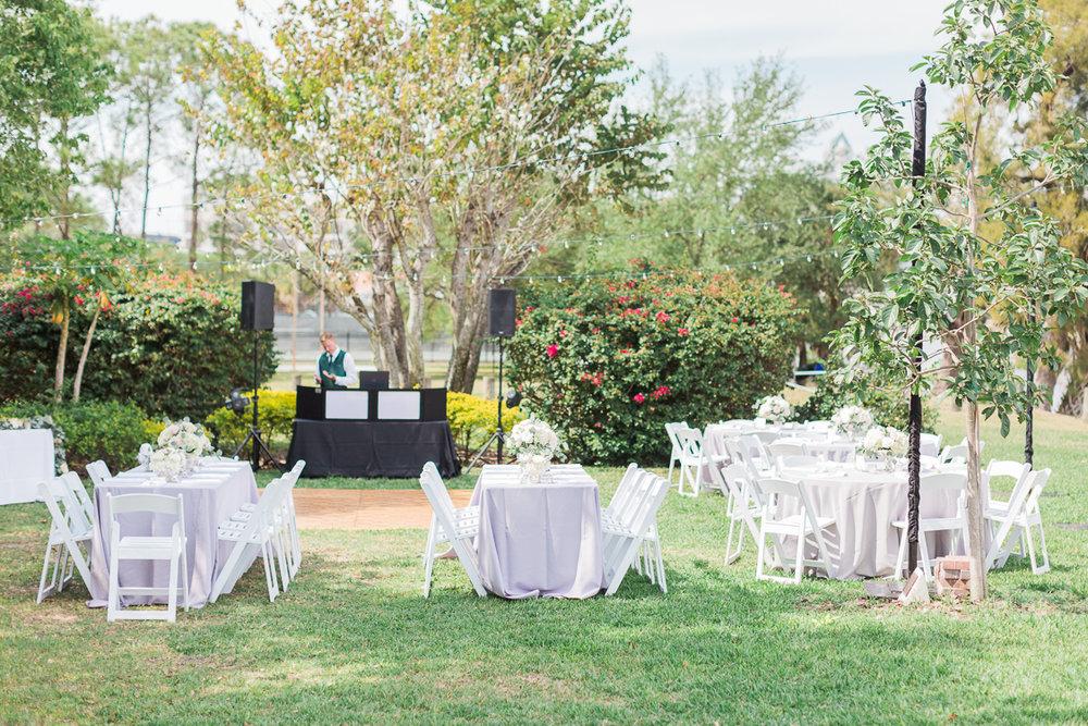 Romantic Davis Islands Garden Club Wedding in Tampa — Lauren ...