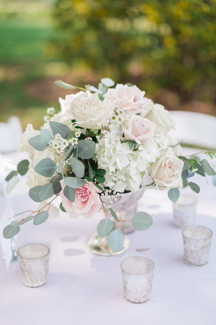 Tampa Film Fine Art Wedding Photographer | Romantic Davis Islands Club Outdoor Wedding