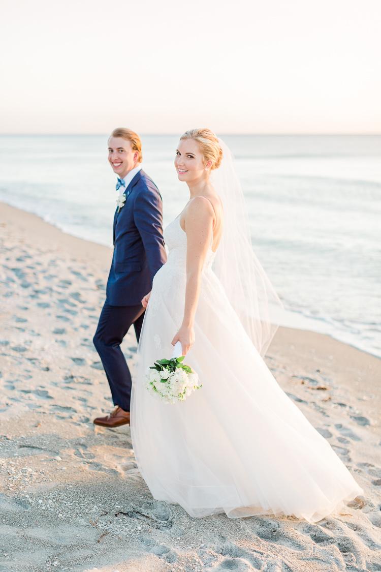 Stephanie + Samuel - South seas island resort | Florida