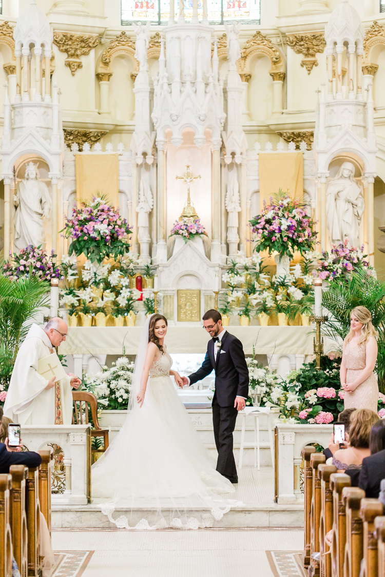 Sacred Heart Church Wedding Tampa Photographer | Lauren Galloway Photography-50.jpg