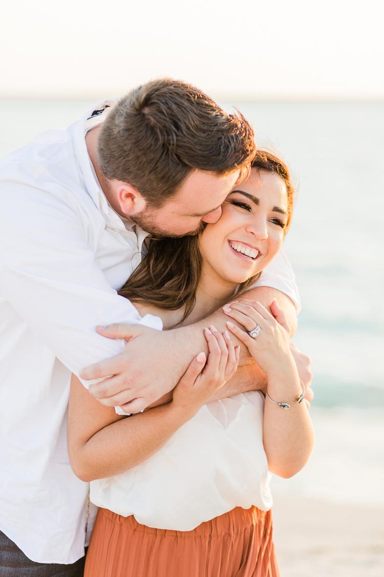 Boca Grande Engagement Photo | Sarasota Wedding Photographer | Banyan Tree Engagement | Lauren Galloway Photography