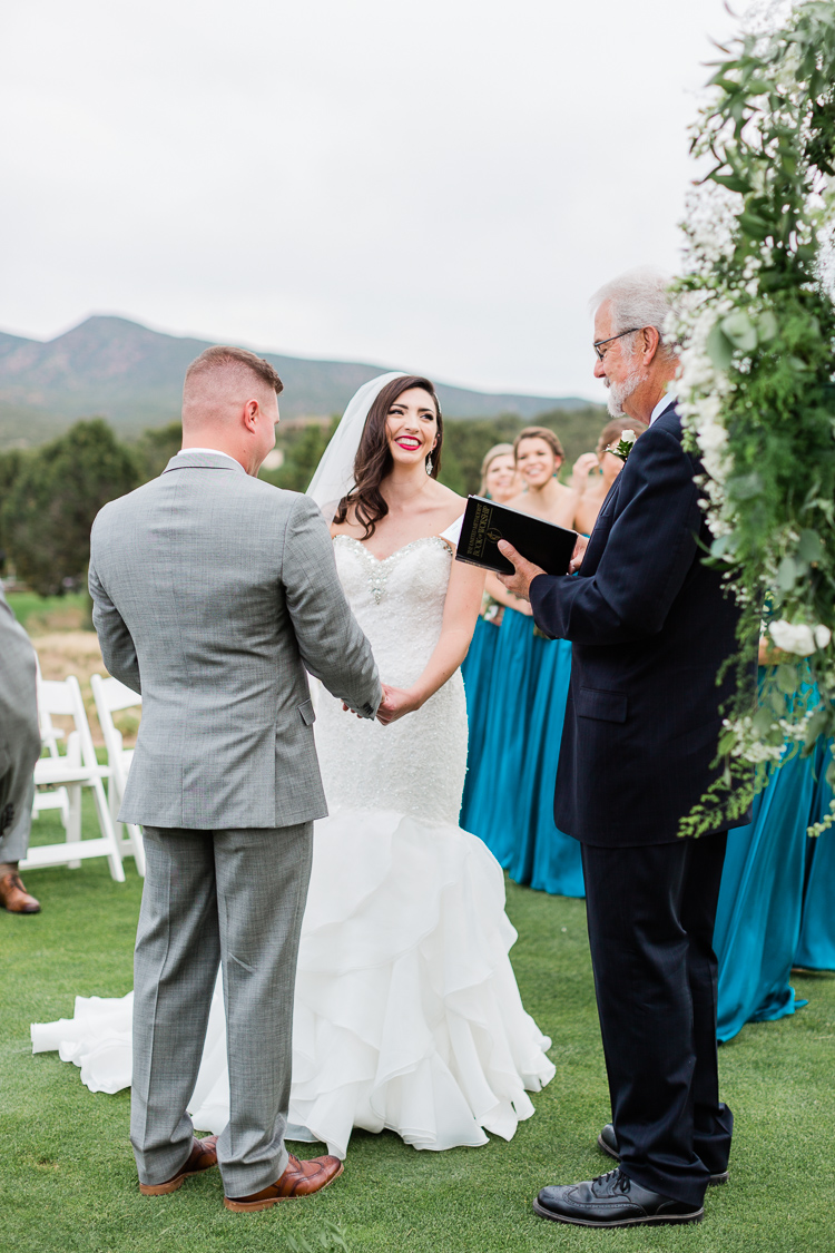 New Mexico Paako Ridge Golf Club Wedding Albuquerque Photo | Lauren Galloway Photography-50.jpg