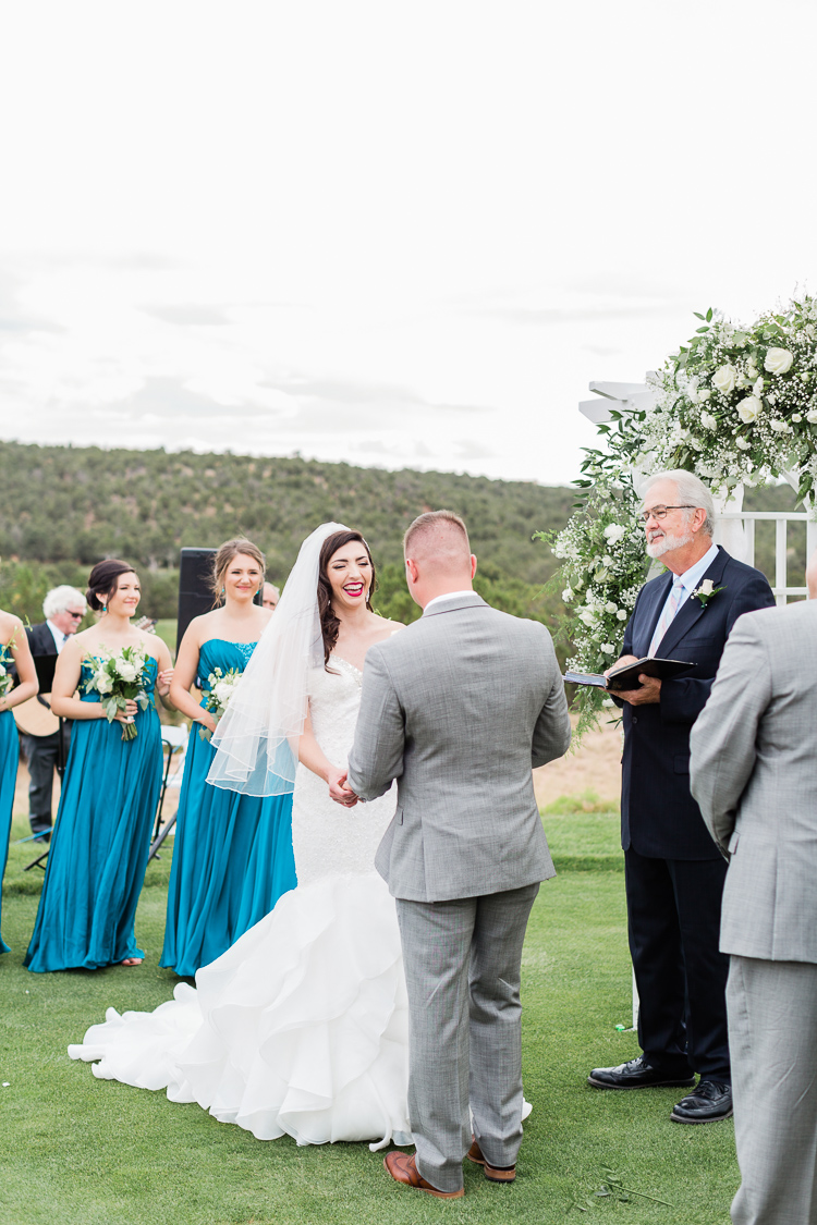 New Mexico Paako Ridge Golf Club Wedding Albuquerque Photo | Lauren Galloway Photography-54.jpg