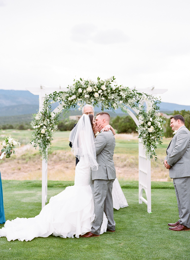 New Mexico Paako Ridge Golf Club Wedding Albuquerque Photo | Lauren Galloway Photography-55.jpg