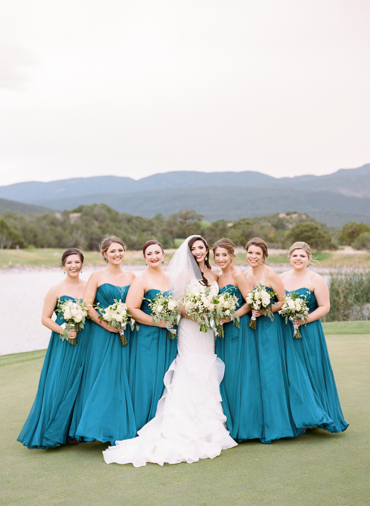 New Mexico Paako Ridge Golf Club Wedding Albuquerque Photo | Lauren Galloway Photography-67.jpg