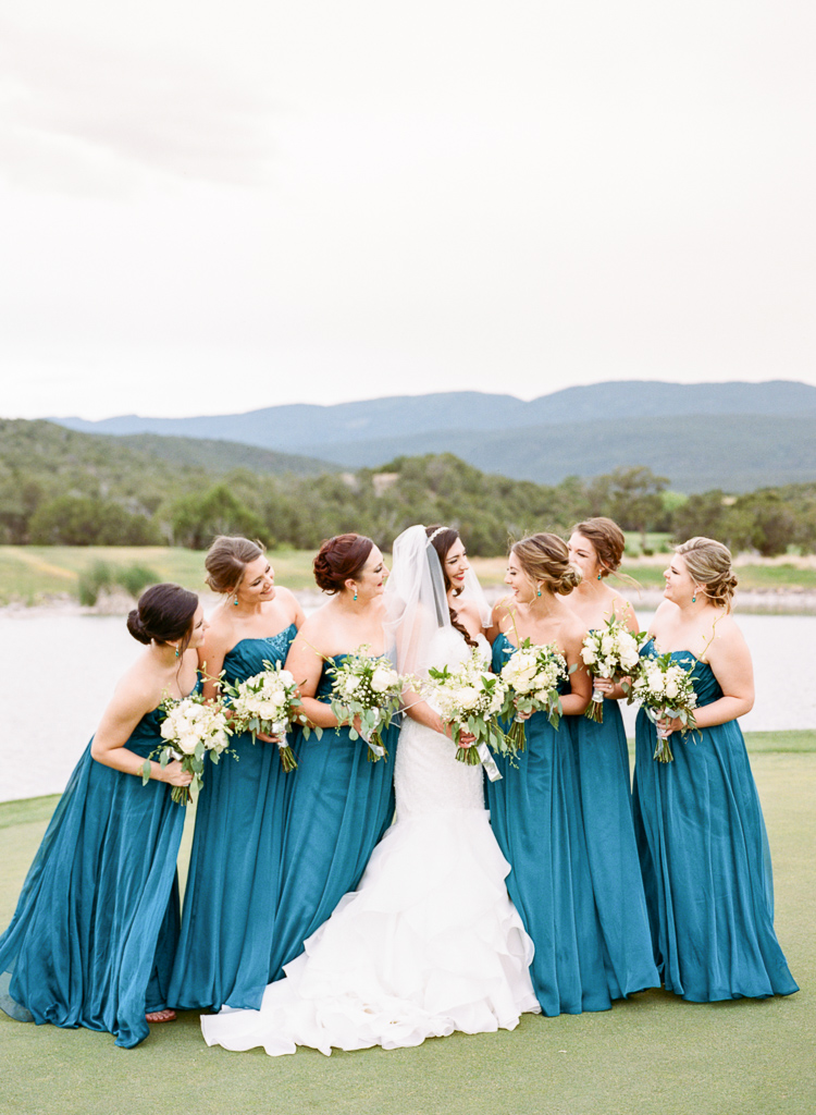 New Mexico Paako Ridge Golf Club Wedding Albuquerque Photo | Lauren Galloway Photography-68.jpg