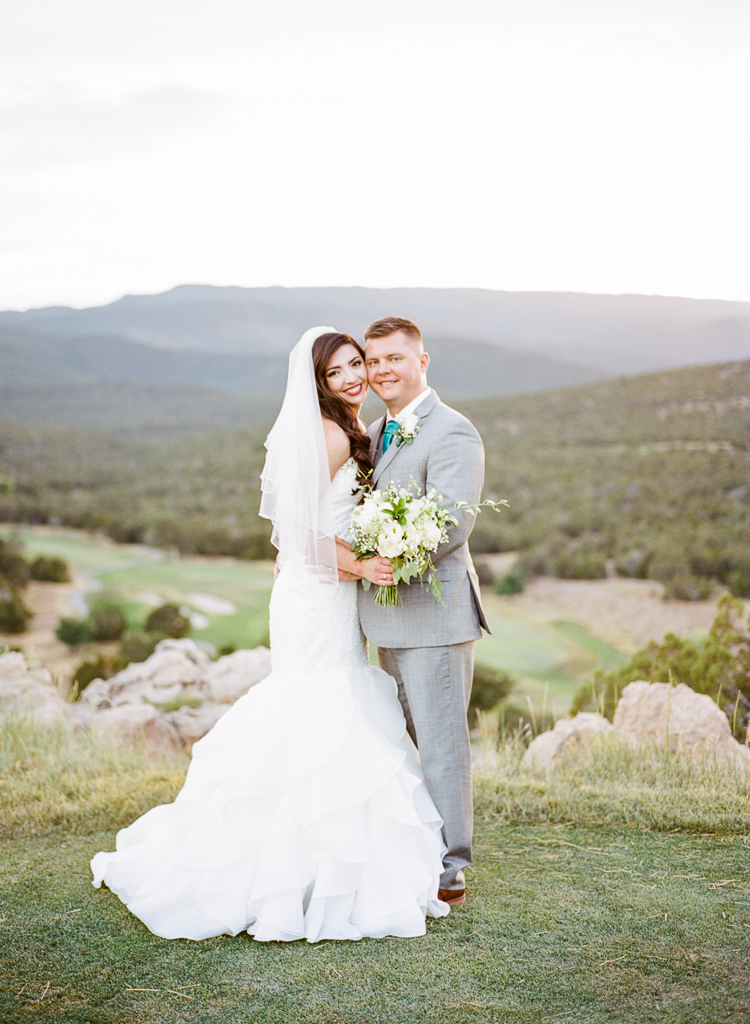 New Mexico Paako Ridge Golf Club Wedding Albuquerque Photo | Lauren Galloway Photography-77.jpg