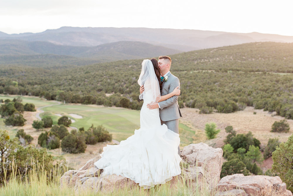 New Mexico Paako Ridge Golf Club Wedding Albuquerque Photo | Lauren Galloway Photography-88.jpg