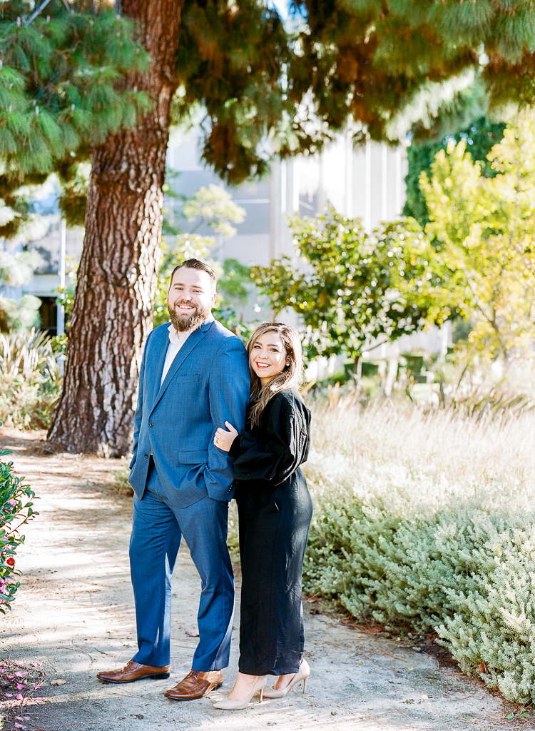 Lauren Galloway Photography | Beverly Hills Library Anniversary in Los Angeles | California Wedding Film Photographer